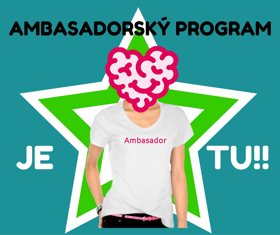 AMBASADORSK program je tu